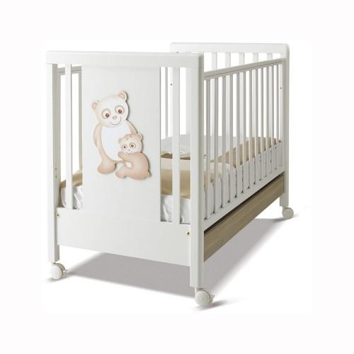 Nido Dolce Sogno Panda Bianco-Larice scuro 60000251 Azur € 583.90