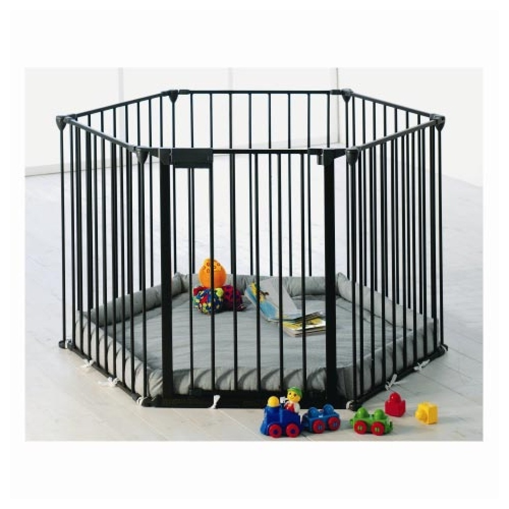 ee48a41b6 Park-A-Kid 6 sides Black 67116-10600-130 Baby Dan