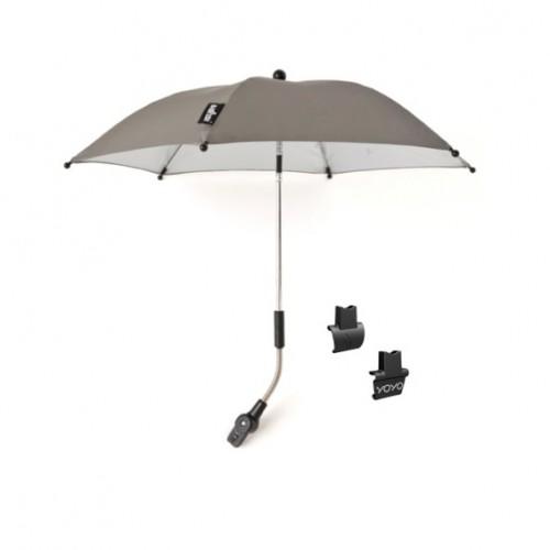 Pushchair Parasol YoYo Silver [grey] Babyzen € 68.90