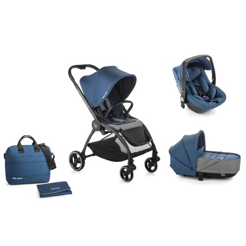 [TRIO] Outback Crib One Y34 BE SOLID-INK BeCool BeCool € 724.90