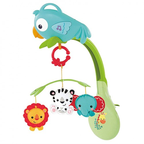 Rainforest 3 in 1 Puppies of Nature Fisher Price Fisher Price € 64.90