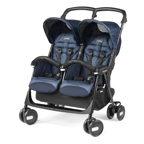 Aria Shopper Twin INDIGO Peg Perego Peg Perego € 330.90