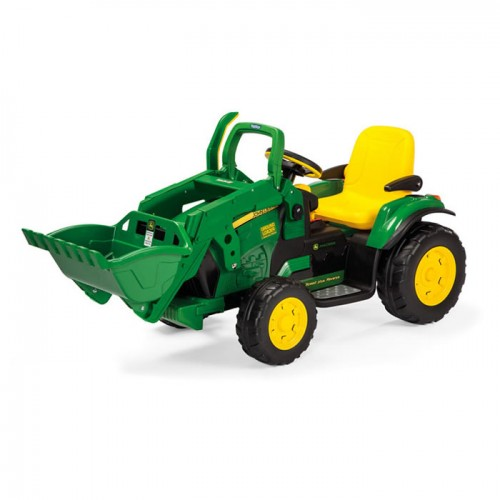 John Deere Ground Loader [12V] OR0068 Peg Perego € 336.90