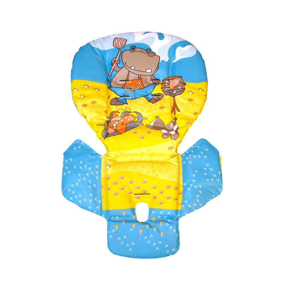 Remarkable Rivestimento Originale Per Seggioloni Prima Pappa Hippo Caraccident5 Cool Chair Designs And Ideas Caraccident5Info