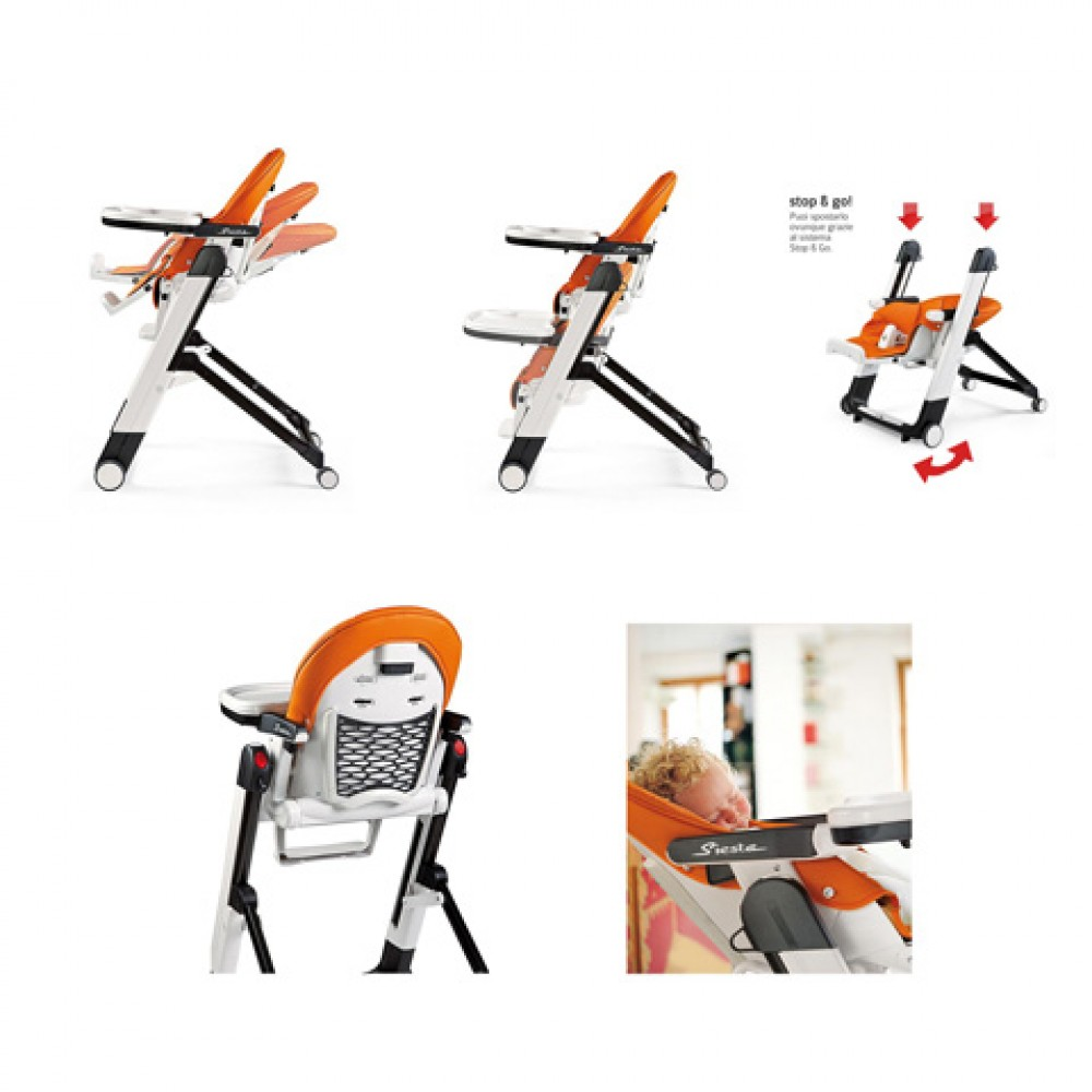 Peg perego high chair siesta - Click Image For Gallery Views 8203 Peg Perego