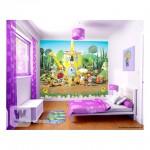 12 panel mural - FIFI AND THE FLOWERTOTS [40289] Walltastic € 79.90