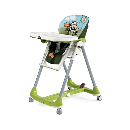 Highchair Istante C235 Crazy Mouse Cam